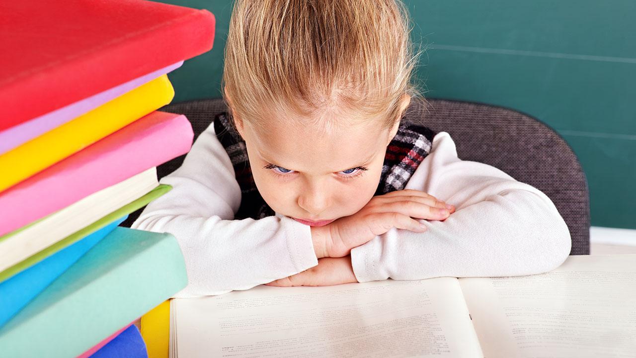 Ребенок не хочет учиться: советы психолога. Что делать?
