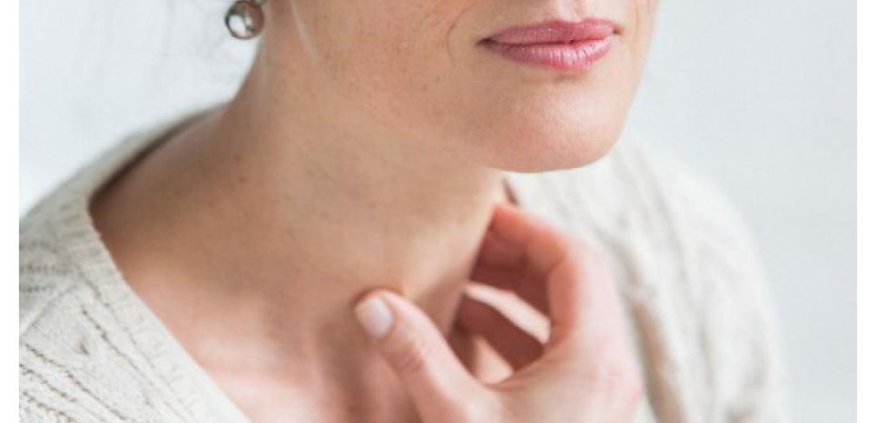 Есть ли у вас проблемы со щитовидкой