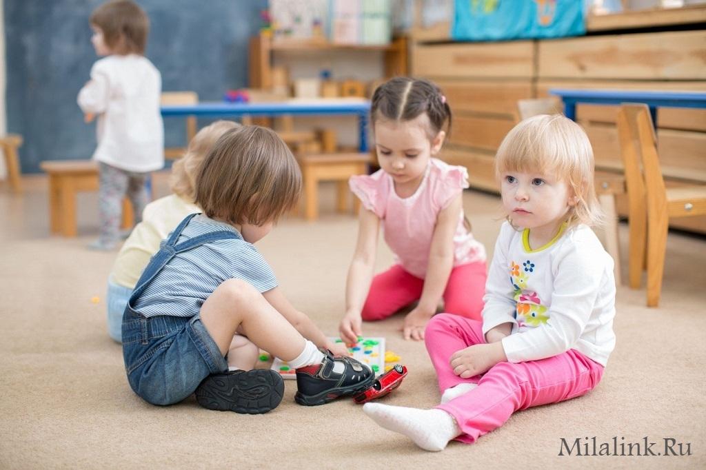 Подготовка к детскому саду: как адаптировать ребенка
