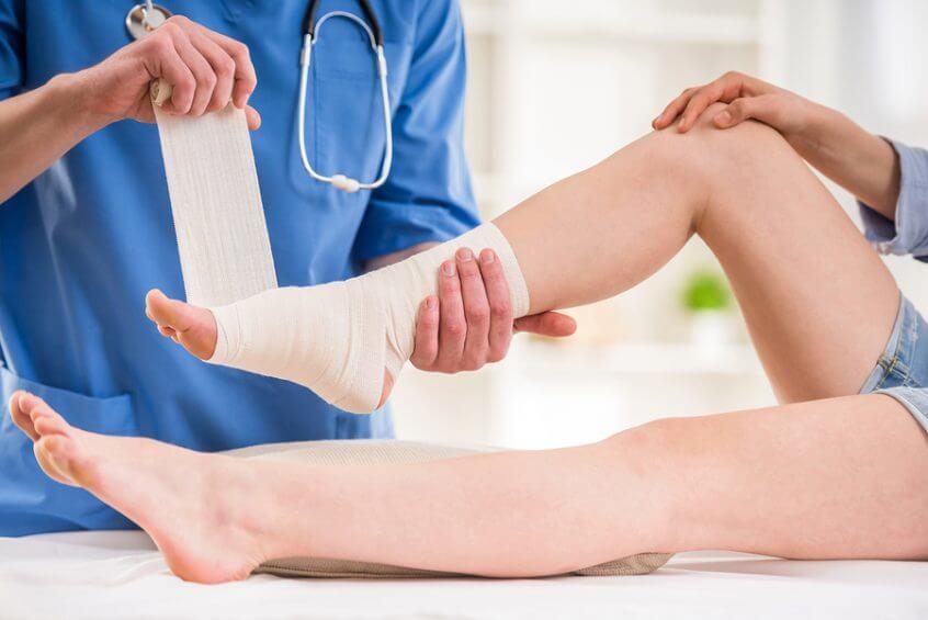 Детское здоровье: реабилитация после гипса