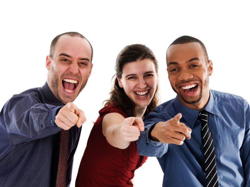Картинка много смешных людей, красивые рамки поздравления