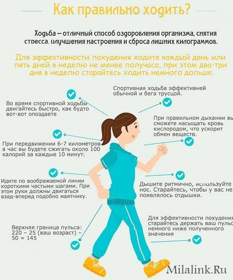 Сколько времени нужно ходить чтобы похудеть