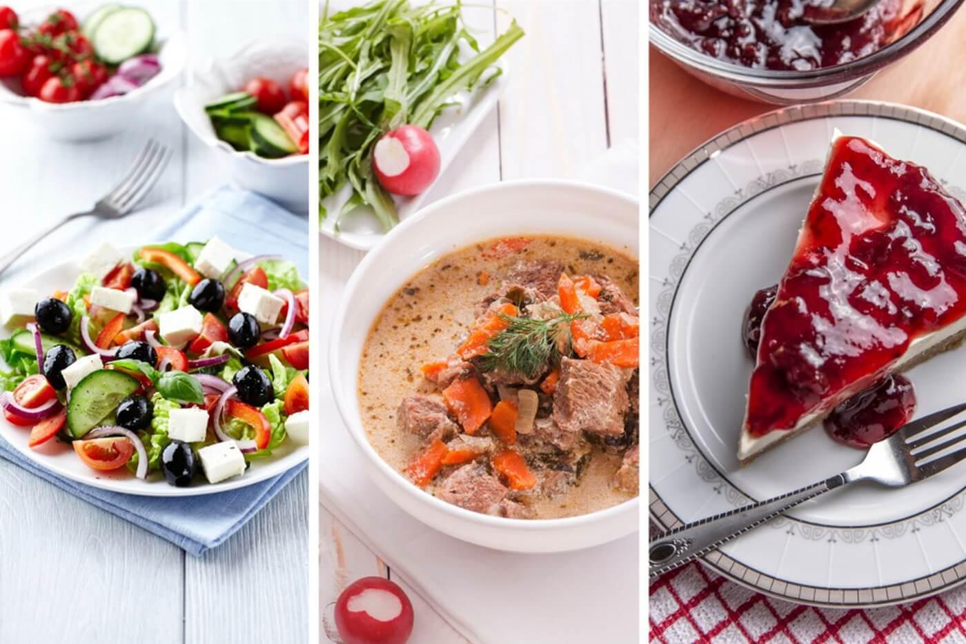 Лечебные рецепты для диеты 4