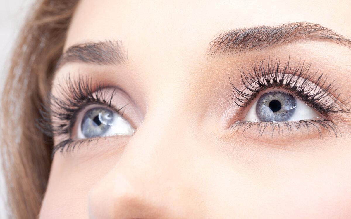 Здоровый глаз картинка